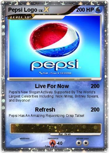 Pokemon Pepsi Logo 1
