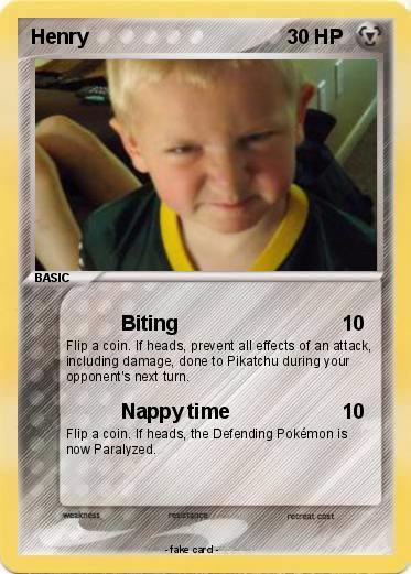 Pokémon Henry Hudson 10 10: Pokémon Henry 298 298