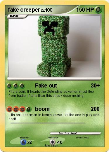 how to know a pokemon card is fake
