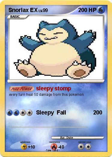 Snorlax Pokemon Card Images | Pokemon Images
