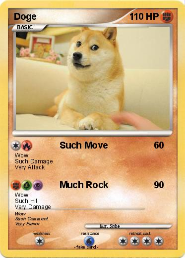 Language Card   englishDoge Card