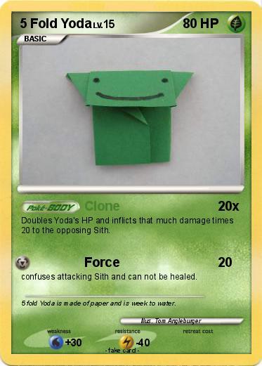How to Fold | Origami Yoda | 521x373