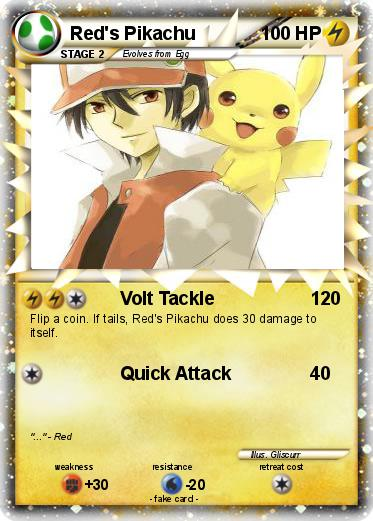 how to get volt tackle on pikachu