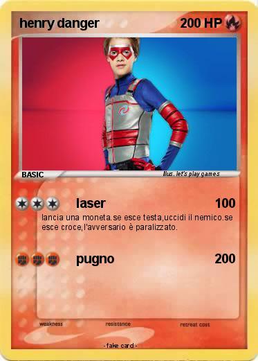 Pokémon Henry Hudson 10 10: Pokémon Henry Danger 3 3