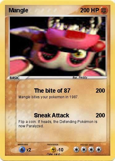 Pokemon Mangle 63