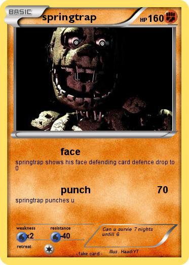 Pokemon springtrap 763