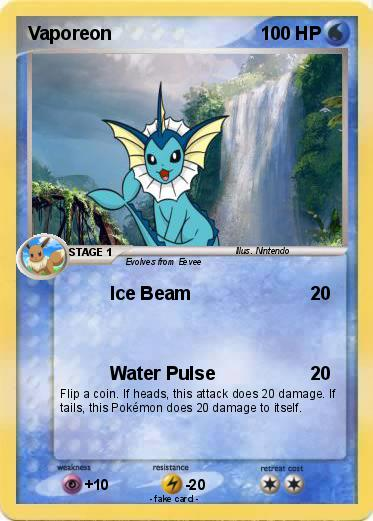 What level does Vaporeon learn ice beam at - answers.com