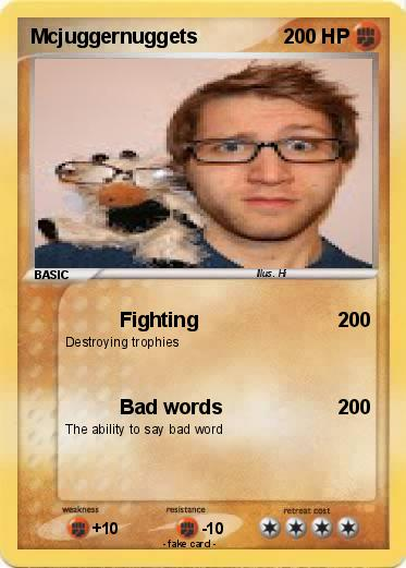 Pok 233 mon mcjuggernuggets 1 1 fighting my pokemon card