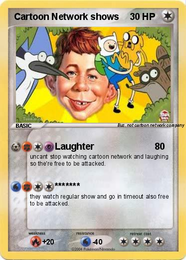 cartoon network shows. Pokemon Cartoon Network shows