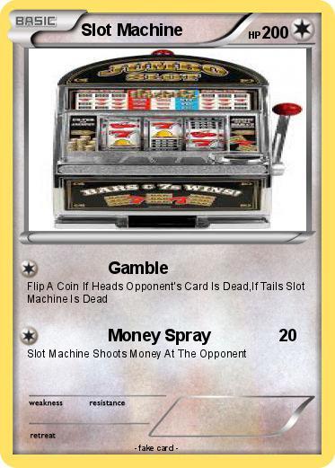 Pokemon slot machine