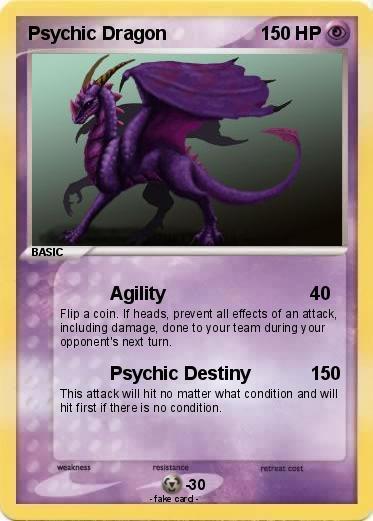 Pokémon Psychic Dragon 12 12