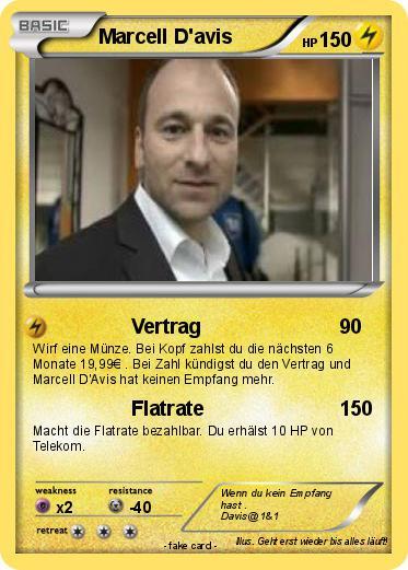 Pokemon Marcell D Avis 10 10