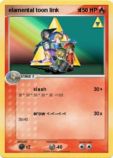Link pokemon cards coloring pages