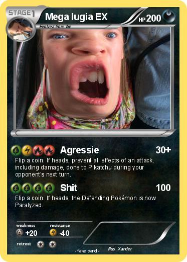 Pok 233 mon mega lugia ex 24 24 agressie my pokemon card