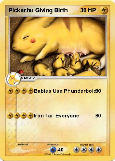 Pregnant Pokemon Giving Birth Images | Pokemon Images