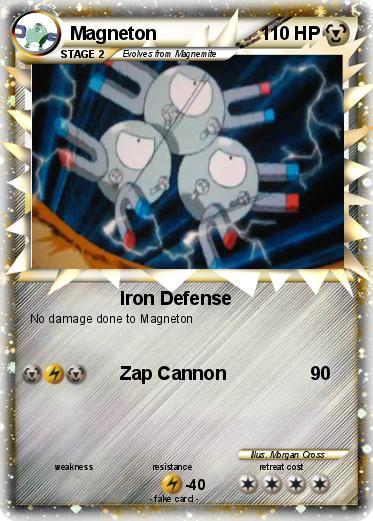 Shiny Magneton Pokemon Images