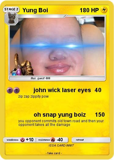 Pokemon Yung Boi