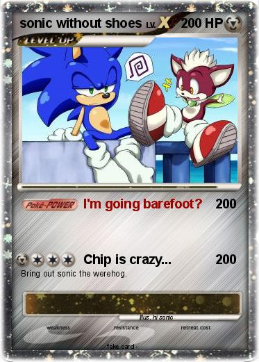 the gallery for gt sonic the hedgehog barefoot