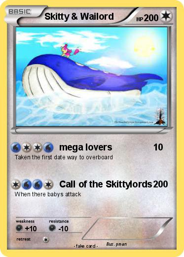 Skitty And Wailord Pokemon Memes Images | Pokemon Images
