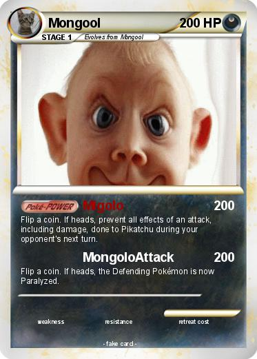 Pokemon Mongool 40