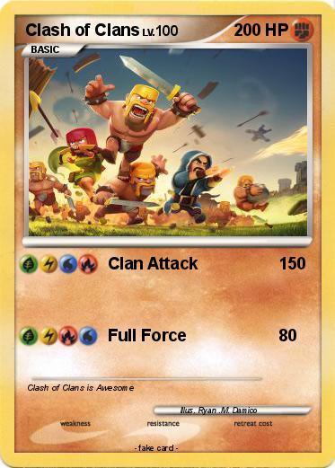 clash of clans level 5 dragon attacks pokemon