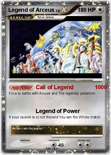 Pokemon Strongest Legendary Pokemon Images | Pokemon Images