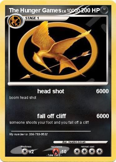 Pokemon The Hunger Games 2