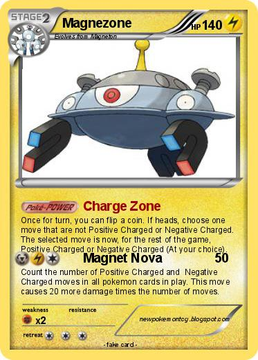 Pokemon Magnezone