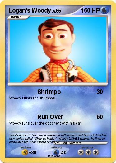 Pok mon woody 79 79 shrimpo my pokemon card - Mypokecard com ...