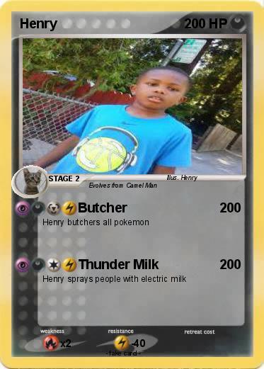 Pokémon Henry Hudson 10 10: Pokémon Henry 394 394