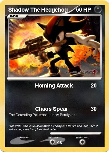 Pok mon shadow the hedgehog 119 119 homing attack my - Shadow the hedgehog pokemon ...