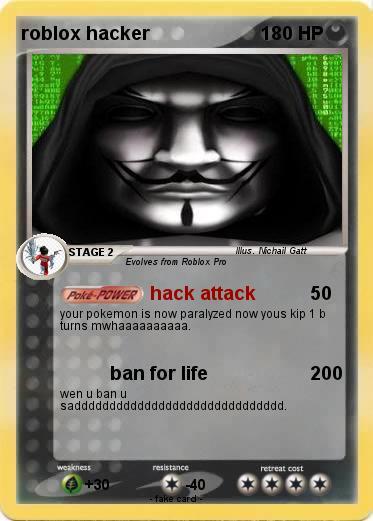 Pokemon Roblox Hacker