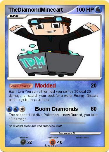 Thediamondminecart modded survival 82