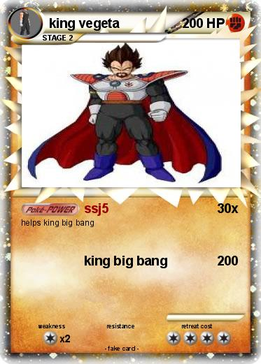 Pokemon King Vegeta 5