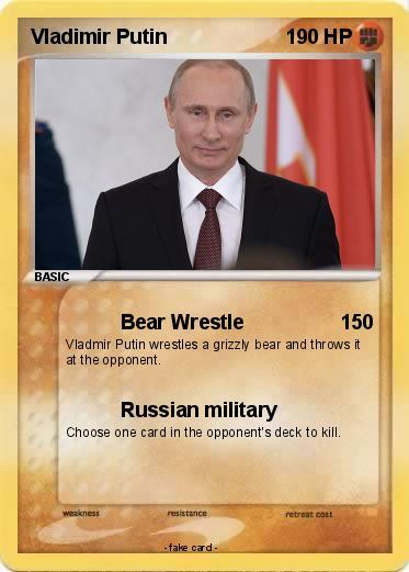 Pokemon Vladimir Putin 19