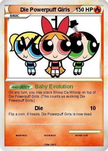 die power puff girls