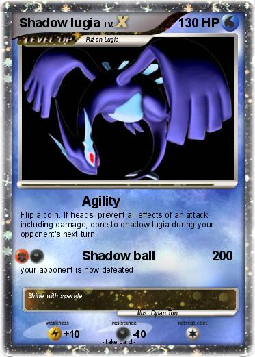 Pokemon Shadow Lugia Real Images | Pokemon Images
