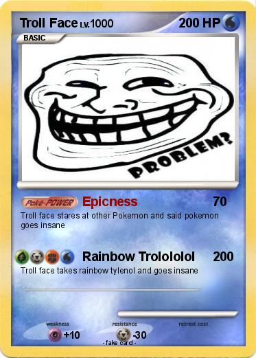 Pokemon Trollface by Venom55 on DeviantArt