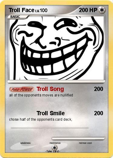 Troll face song