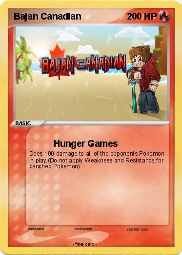 bajan canadian hunger games 100