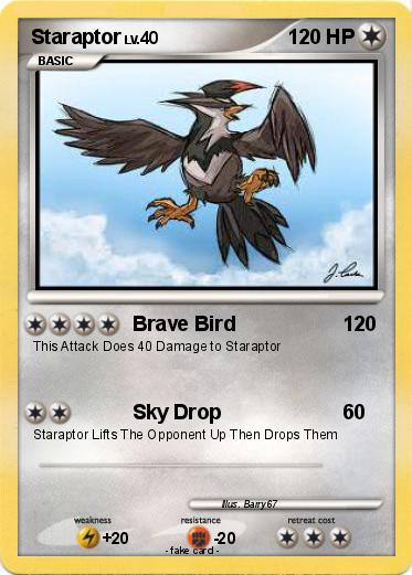 Brave Bird | Pokémon Wiki | FANDOM powered by Wikia