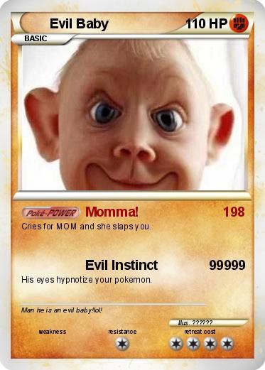 Pokemon Evil Baby 17