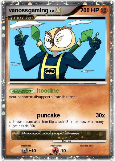 Pok 233 mon vanossgaming 33 33 hoodine my pokemon card