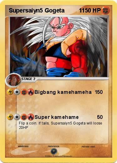 Attack 1 : Bigbang kamehameha 1. Attack 2 : Super kamehame