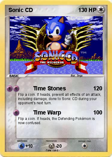 sonic cd how to get time stones