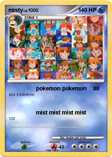 Pokemon Misty 128