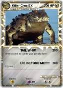 Killer Croc EX