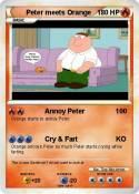 Peter meets