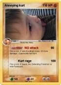 Annoying kurt