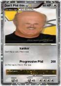 Don't Phil this